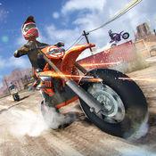 终极 摩托车 赛车 速风暴 摩托 赛跑 游戏 儿童 免费 三维