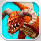 3D龙冒险游戏:战争F2P版英国碰撞 - 免费 1