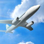 三维 无穷 飛機 航班 - 免费 波音 飞行员 賽車 游戏 1.0.5