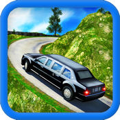 3D豪华轿车的出租车司机 - 接送服务模拟器 1