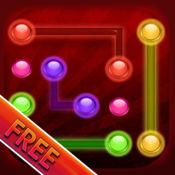 Glowing Neon - 闪亮的益智游戏的辉煌人 - 免费 1