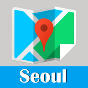 首尔汉城旅游指南地铁定位去哪儿韩国世界地图 Seoul metro smrt map guide