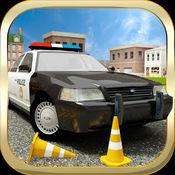 3D警车驾驶模拟器游戏 1