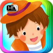 杰克与魔豆 - 睡前 童话 故事 iBigToy-child 10.1