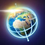 地球仪3D - 互动地球模型 1