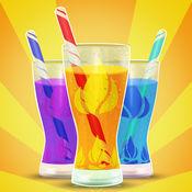 加味slushie饮料制造商 - 时尚的年轻人饮用冰沙游戏 1.4