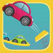 Flick Cars : 无尽的街机玩具车跳车高清 1.1.2