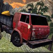 3D卡车司机:越野 2