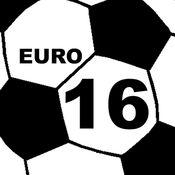 配衬脚 Euro 2016 - 所有足球比赛的日期在Live 1