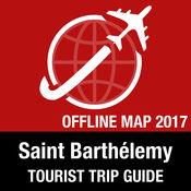 圣巴泰勒米 旅游指南+离线地图 1