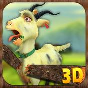 疯狂的山羊攻击3D 1