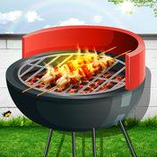 美国牛排烧烤肉串与烧烤:烧烤户外烹饪模拟器免费游戏 1