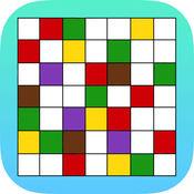 拼图颜色:学习在渠道作画,为儿童和成人免费游戏 1