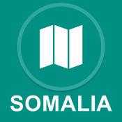 索马里 : 离线GPS导航 1