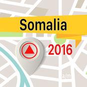 索马里 离线地图导航和指南 1