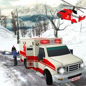 救护车医务驱动3...