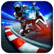 3d飞车:真实狂野摩托车赛车 1