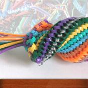 Scoubi - 如何使编织工艺品 1