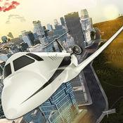 飞转运飞机飞行员:航空客运模拟免费 1.6