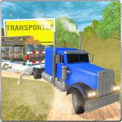 卡车驾驶货物运输