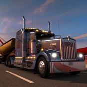 卡车 驾驶 模拟器 年 2017 1