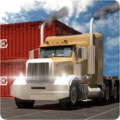 卡车模拟器极端汽车运输:货物模拟 1