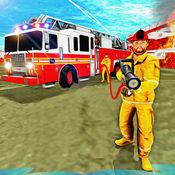 消防员911救援英雄3D 1