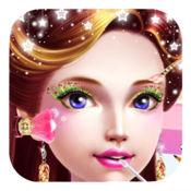 精灵城堡舞会-时尚芭比化妆女生游戏 1