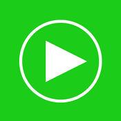 SXPlayer Free - 万能播放器,支持WiFi传输,可播放网络在线视频,支持常见视频格式。