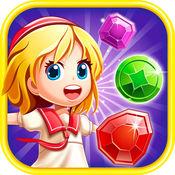 宝石冒险 - Amazing Jewel World Star Adventure 2 1.1