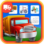 卡车为孩子 - Trucks for Kids - Things That Go HD 1.1