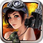 美国射击女孩3D 1