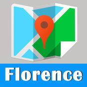 Florence Map offline, BeetleTrip Firenze U-bahn subway