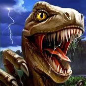 霸王龙狩猎季节2016年恐龙生存猎人团侏罗纪岛 4