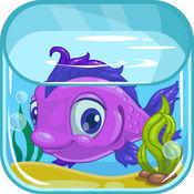 鱼水族馆拼图比赛3游戏
