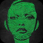真相与测谎仪扫描仪 - 指纹检验真理或卧触摸测谎扫描仪 1
