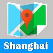 上海旅游指南地铁甲虫离线地图 Shanghai travel guide and