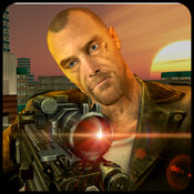 精英狙击手刺客3D - 特警突击步枪射击任务杀死恐怖分子 1.