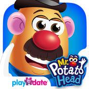 MR. POTATO HEAD:  冲向学校 1