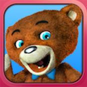 会说话的泰迪熊...