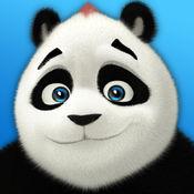 会说话的熊猫保...