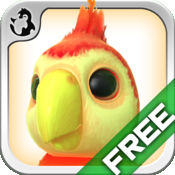 会说话的鹦鹉波利 Talking Polly the Parrot FREE 4.0.1