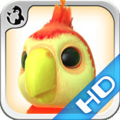 会说话的鹦鹉波利 Talking Polly the Parrot HD Free 4.0.