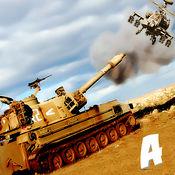 坦克直升机战争...