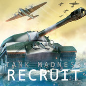 狂暴的坦克:募新兵 Tank Madness Recruit 10