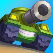 坦克冲突(TankCraft.io): 全球玩家 实时混战 1.9