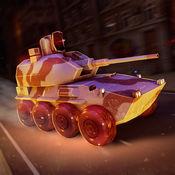钢铁坦克机器人...