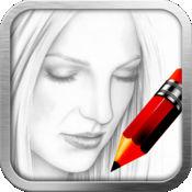 素描大师 Sketch Guru - 我的素描本 for iPhone/iPod 1.0.