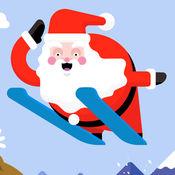 滑雪大师 - 圣诞老人大冒险! 1