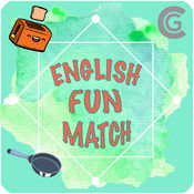 英语趣味比赛 - 拖放孩子游戏轻松学英语 1.0.2